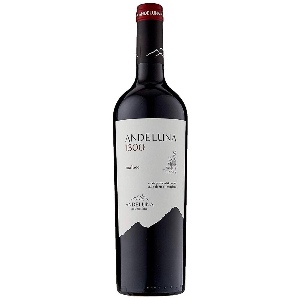 Andeluna 1300 m Malbec - Red