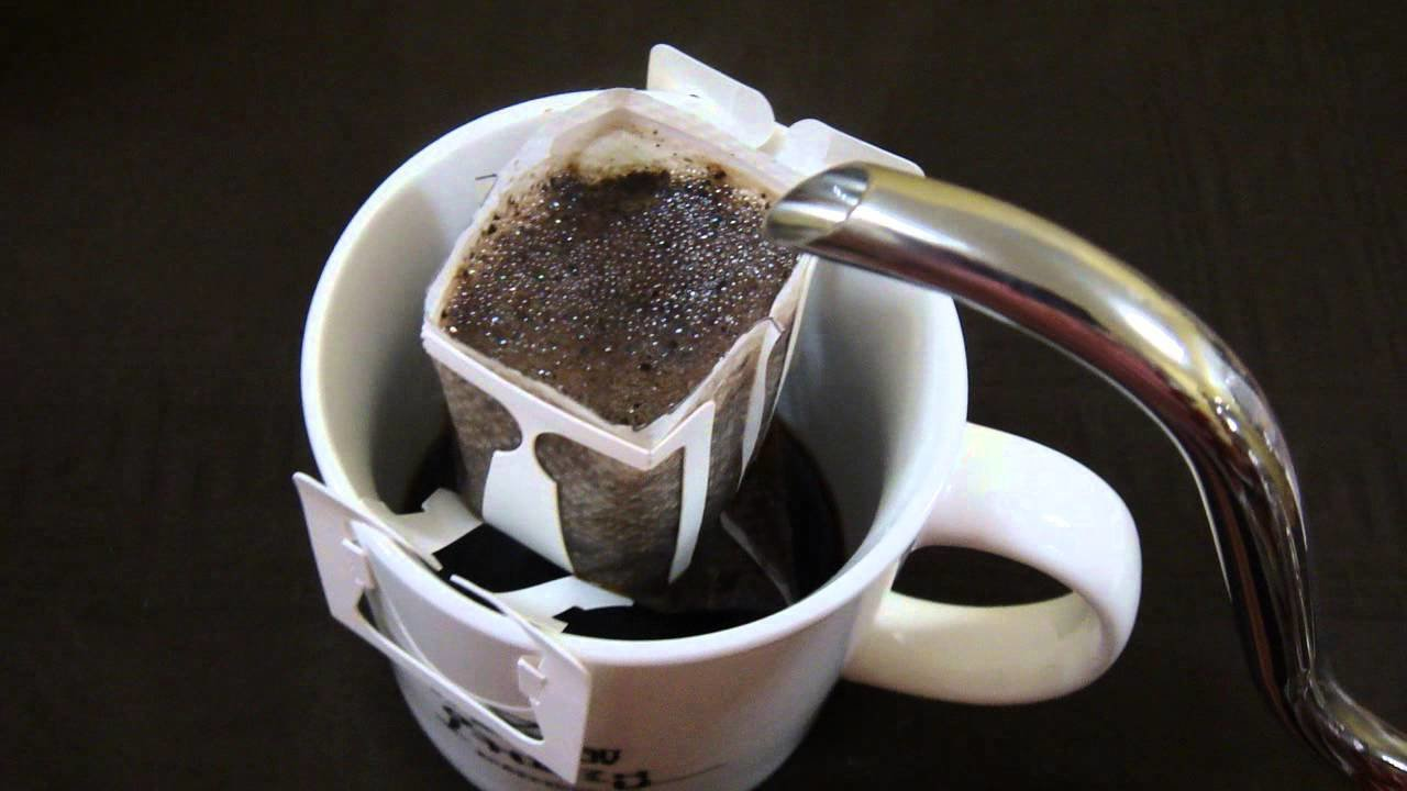 Drip Coffee - Individual 10g x 6 Sachets / Box