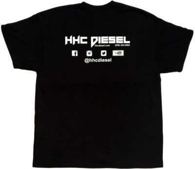 HHC Diesel Branded T-Shirt - MANY COLORS & STYLES to Choose From