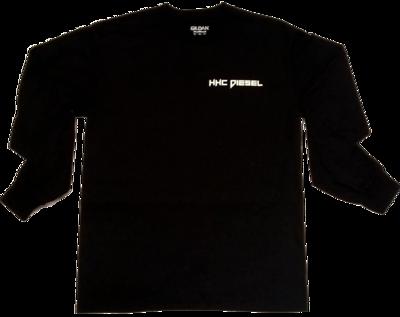 HHC Diesel Branded Long Sleeve T-Shirt