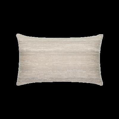 """Elaine Smith Textured Sand 12"""" x 20"""" Lumbar Pillow"""