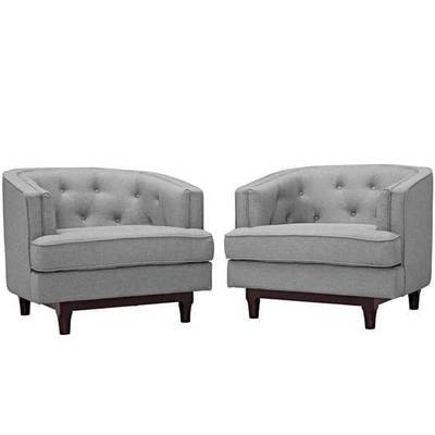 Madison Armchair Set of 2 |  4 Colors