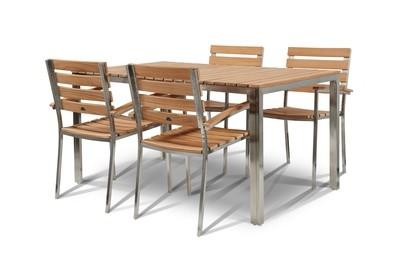 Soho Teak Wood Dining Set