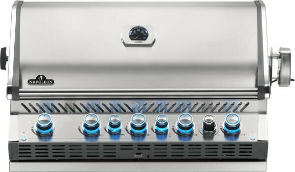 Built-in Prestige® Pro 665 RB Gas Grill