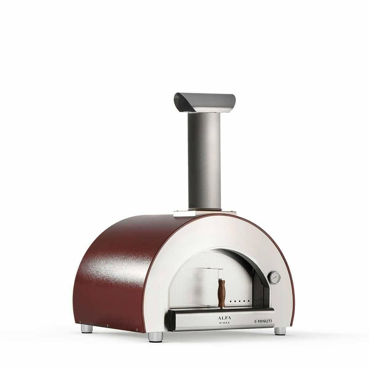 Alfa 5 Minuti Wood Fired Oven   No Base