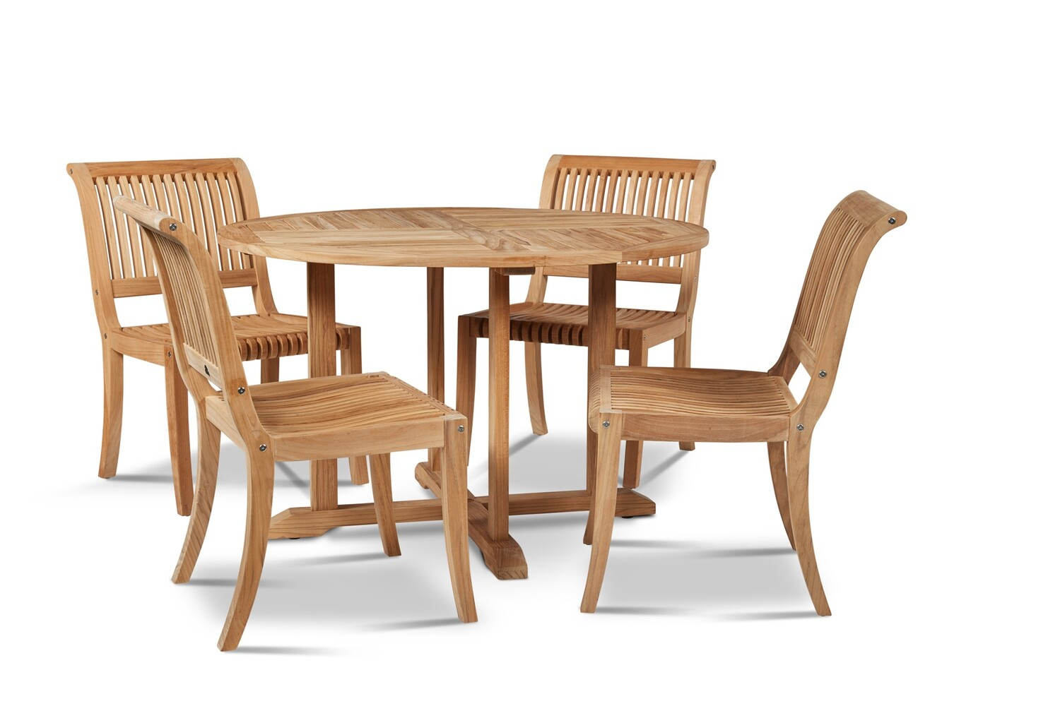 "Palm 47"" Round Dining Set"