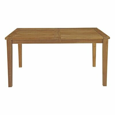 Belmont Harbor Rectangle Dining Table 60