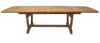 Event Teak Extendable Dining Table  | 2 Sizes