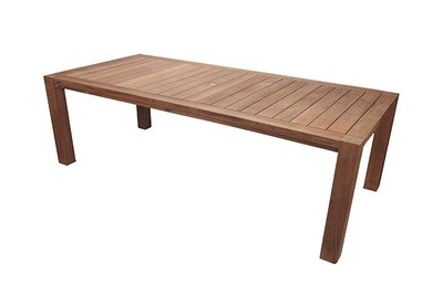 Deluxe Teak Dining Table  | 2 Sizes