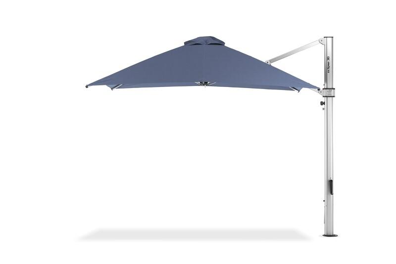 Eclipse 10' Cantilever Square Market Umbrella