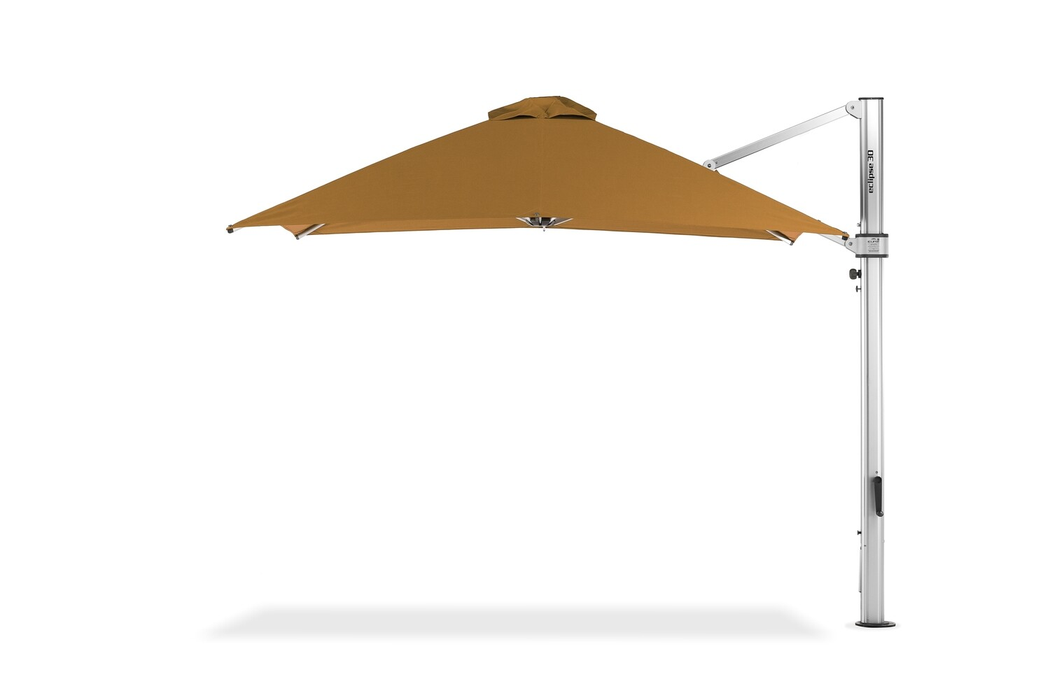 David & Shannon 10' Cantilever Umbrella Set