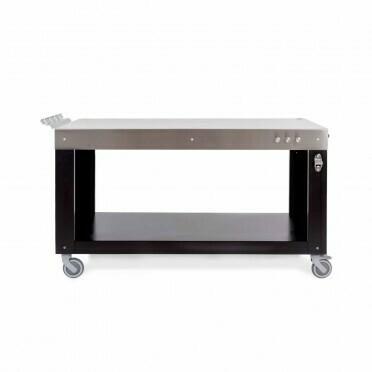 "Alfa 63"" Multi-Functional Base & Prep Table"