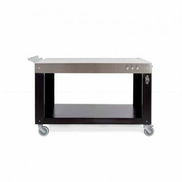 "Alfa 40"" W Multi-Functional Base & Prep Table"