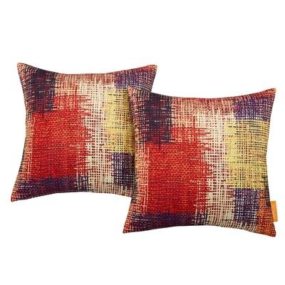 Patch 2 Piece Outdoor Pillow Set 17