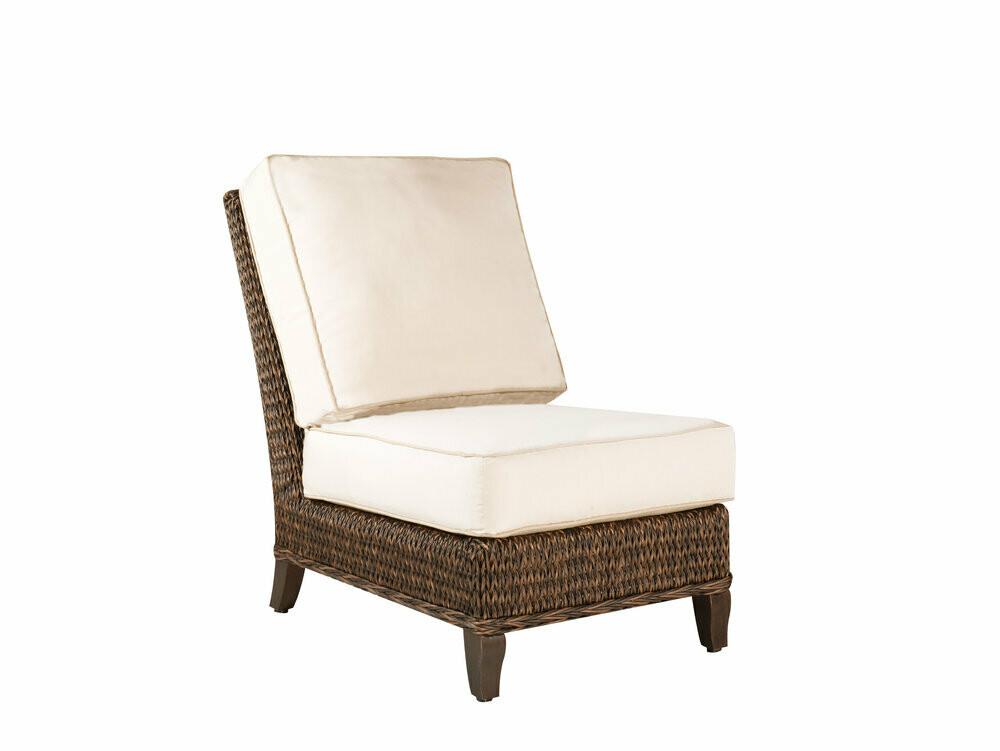 Monticello Armless Chair
