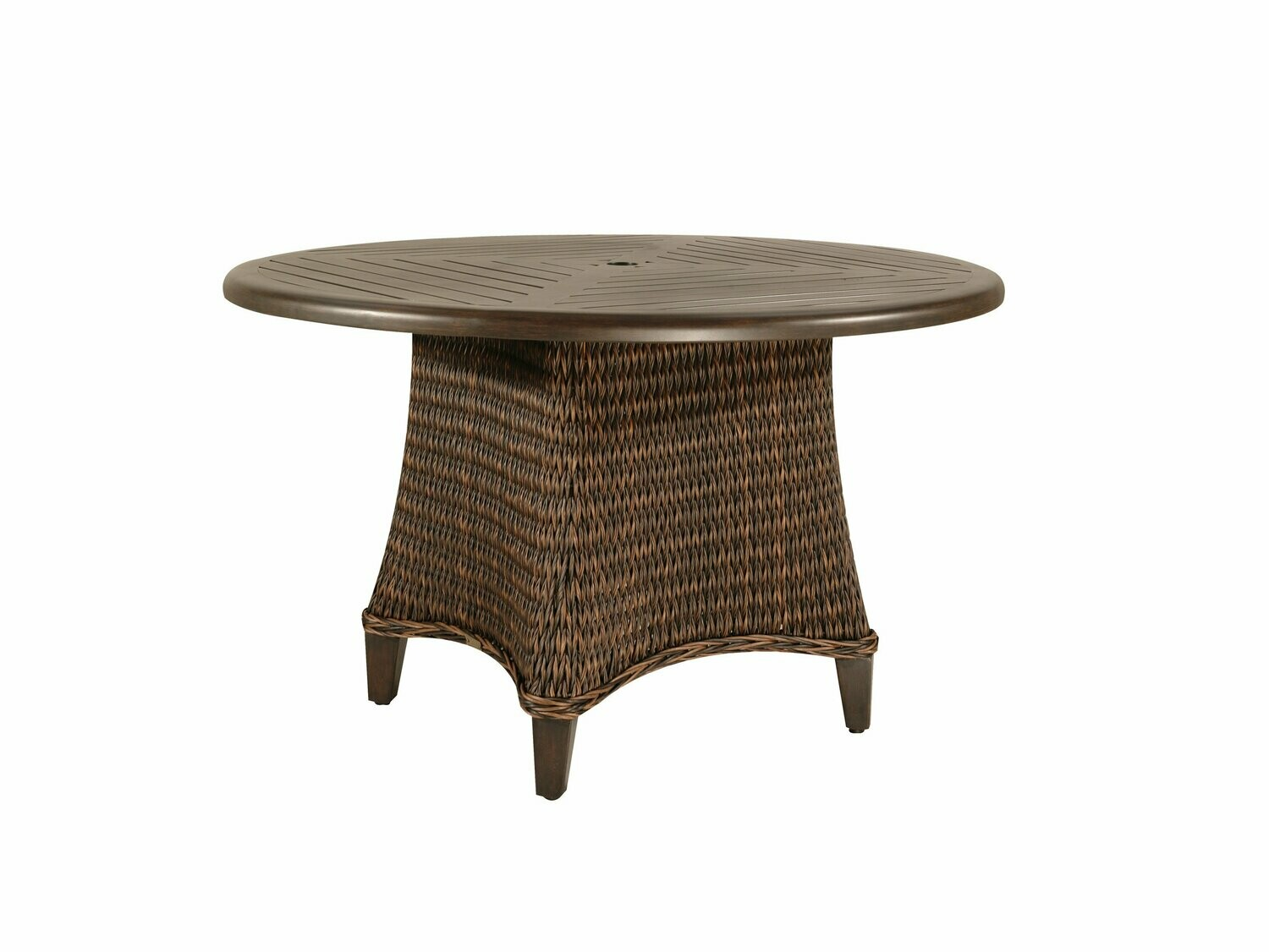 """Monticello 48"""" Dining Table Base"""