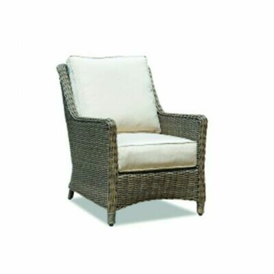 Seaside Patio Club Chair