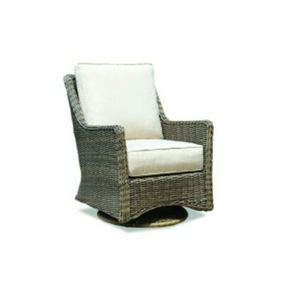 Seaside Patio Swivel Glider