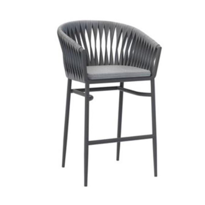 Corsica Wicker Bar Chair