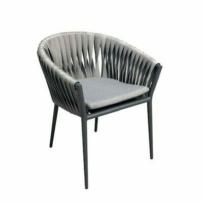 Corsica Wicker Dining Chair