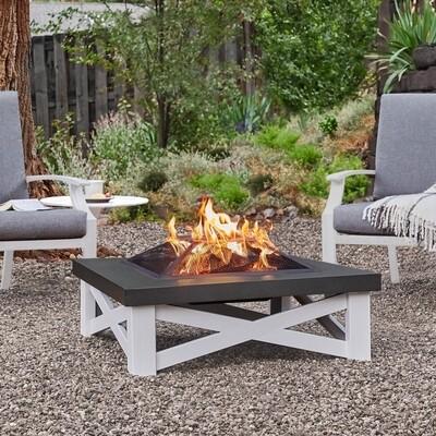 Aurora Wood Burning Firepit
