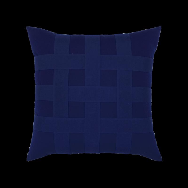 Peluso Pillow Set (Elaine Smith Basketweave)