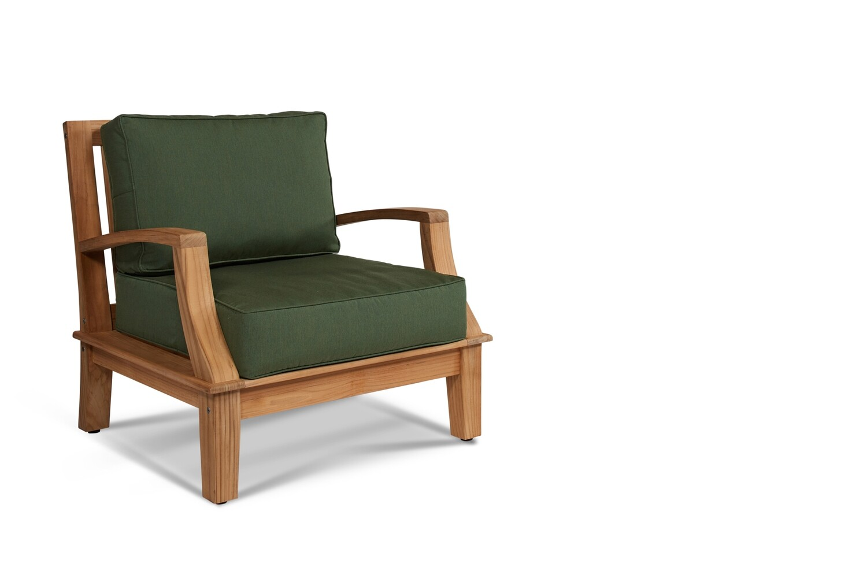 Grand Avenue Teak Club Chair