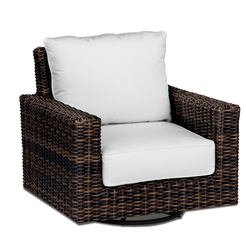 Montecito Swivel Rocking Club Chair
