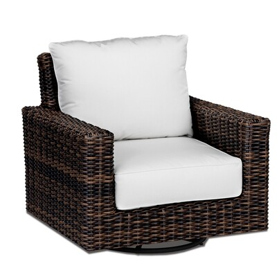 Montecito Swivel Rocking Club Chair