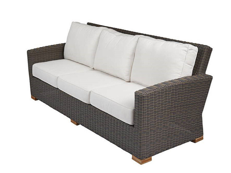Naples Wicker Sofa