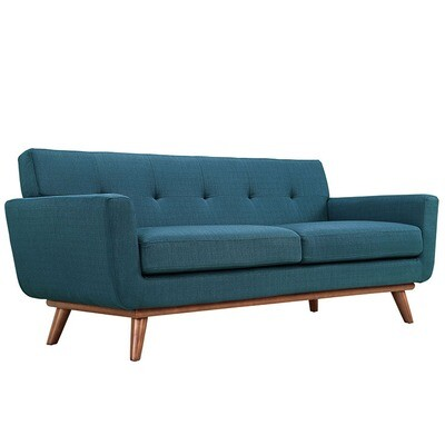 Montgomery Collection Loveseat | 10 Colors