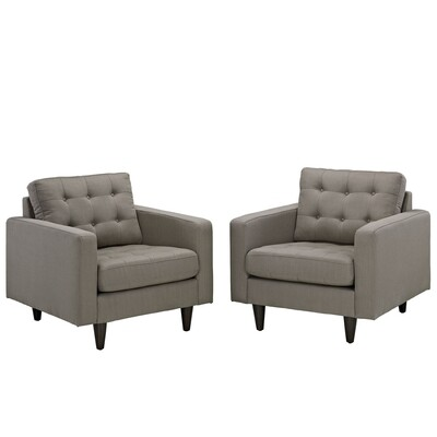 Empire Armchair Set of 2 | 9 Colors