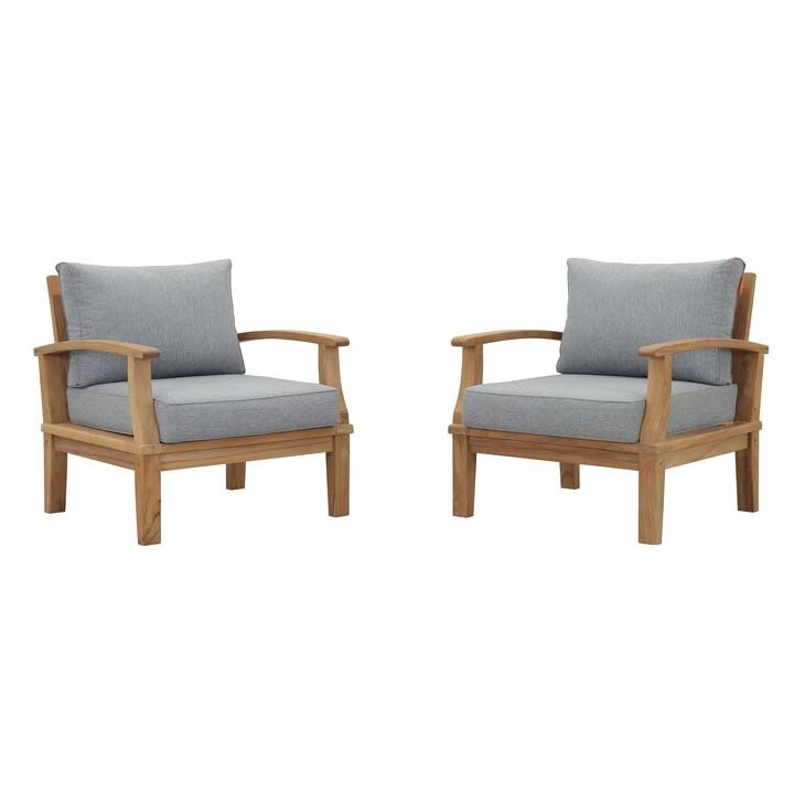 Belmont Harbor Armchair | Set of 2