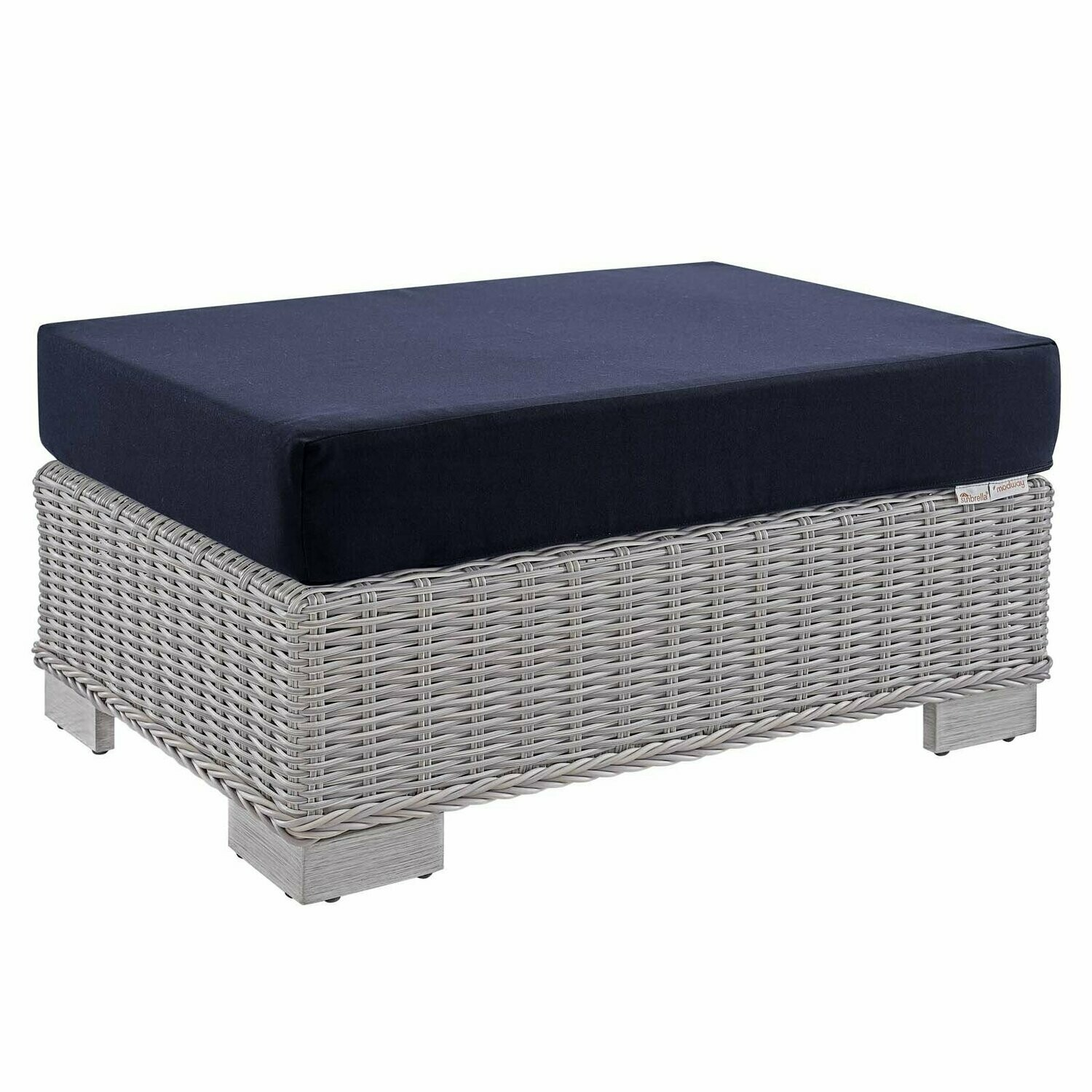 Beachside Sunbrella® Collection Ottoman