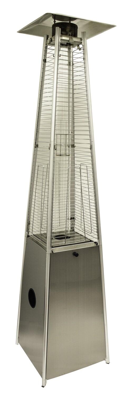 Residential Quartz Glass Tube Patio Heater | Stainless Steel