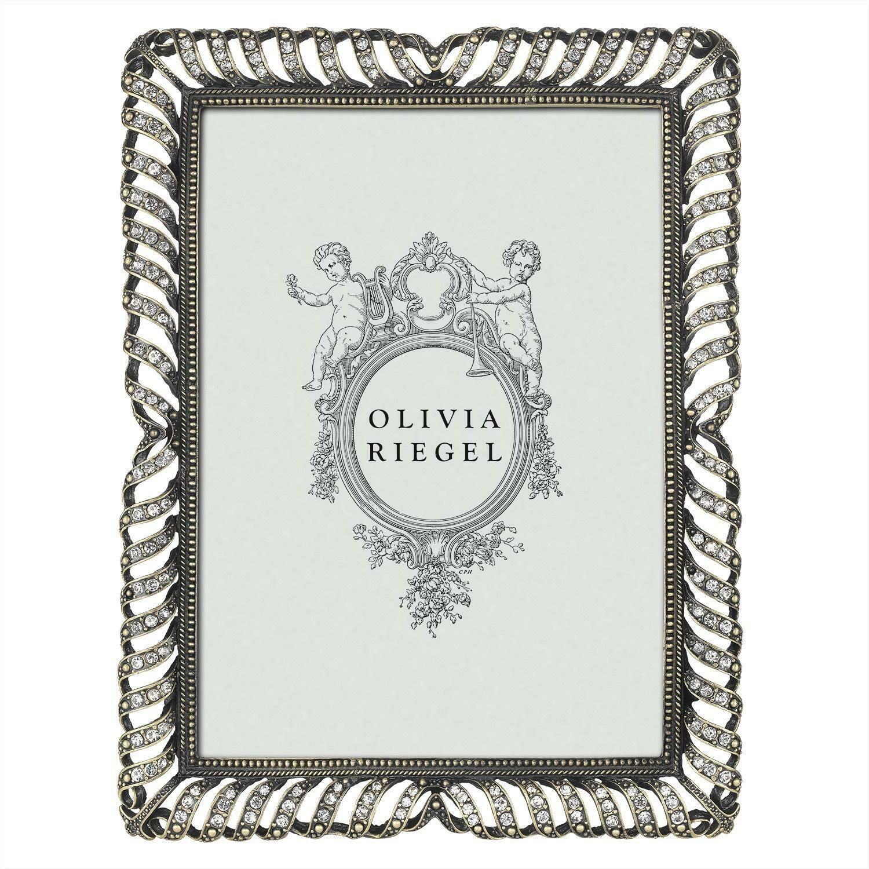 Olivia Riegel Palmer 5 x 7 Bronze Frame