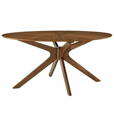 """63"""" Crossings Oval Dining Table"""