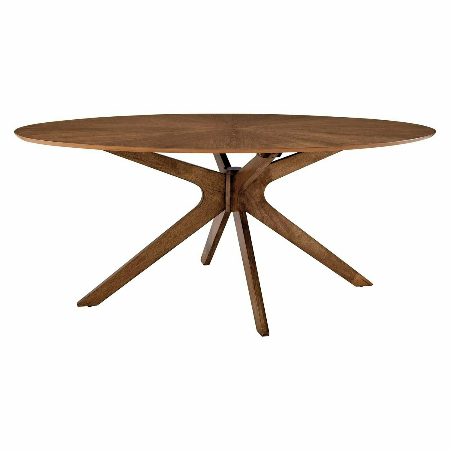 """71"""" Crossings Oval Dining Table"""