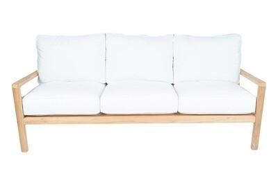 Coastal Premium Teak Sofa