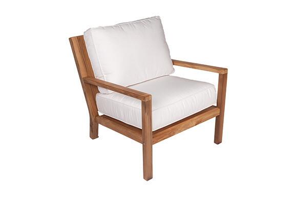 Coastal Premium Teak Club Chair