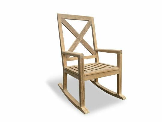 Cayman Teak Rocking Chair