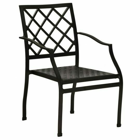 French Quarter Collection Dining Arm Chair