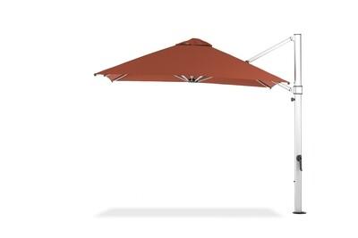 Aurora 9' Square Premium Cantilever Umbrella