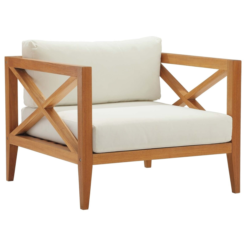 Northwood Teak Club Chair