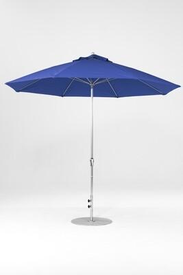 Monterey Round  Fiberglass Market Umbrella with Crank Lift