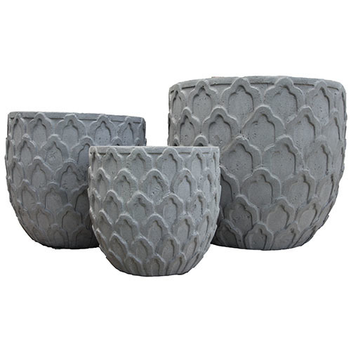 Tangier Planter - Set of 3
