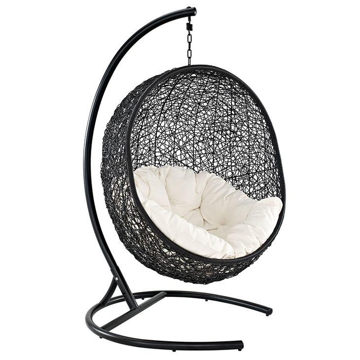 Enclave Swing Lounge Chair | Espresso