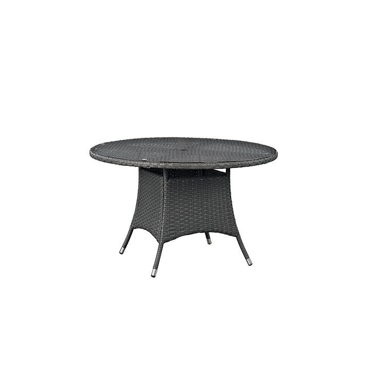 "Soho 47"" Round Patio Dining Table"