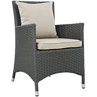Soho Patio Dining Chair with Sunbrella® Cushion