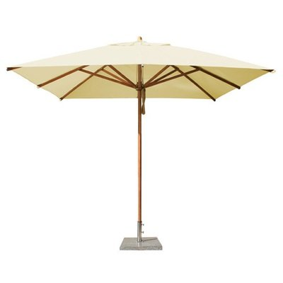 Square 11' Market Umbrella  |  10 colors